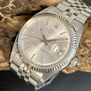 Rolex Oyster Perpetual Datejust 36 Vintage Ref. 1601
