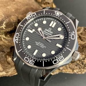 Omega Seamaster Diver 300M Keramik FULL SET Ref. 21092442001001