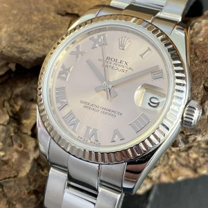 Rolex Datejust 31mm FULL SET LC100 Ref. 178274