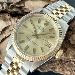 Rolex Datejust Medium 31mm - Fullset Ref. 6827