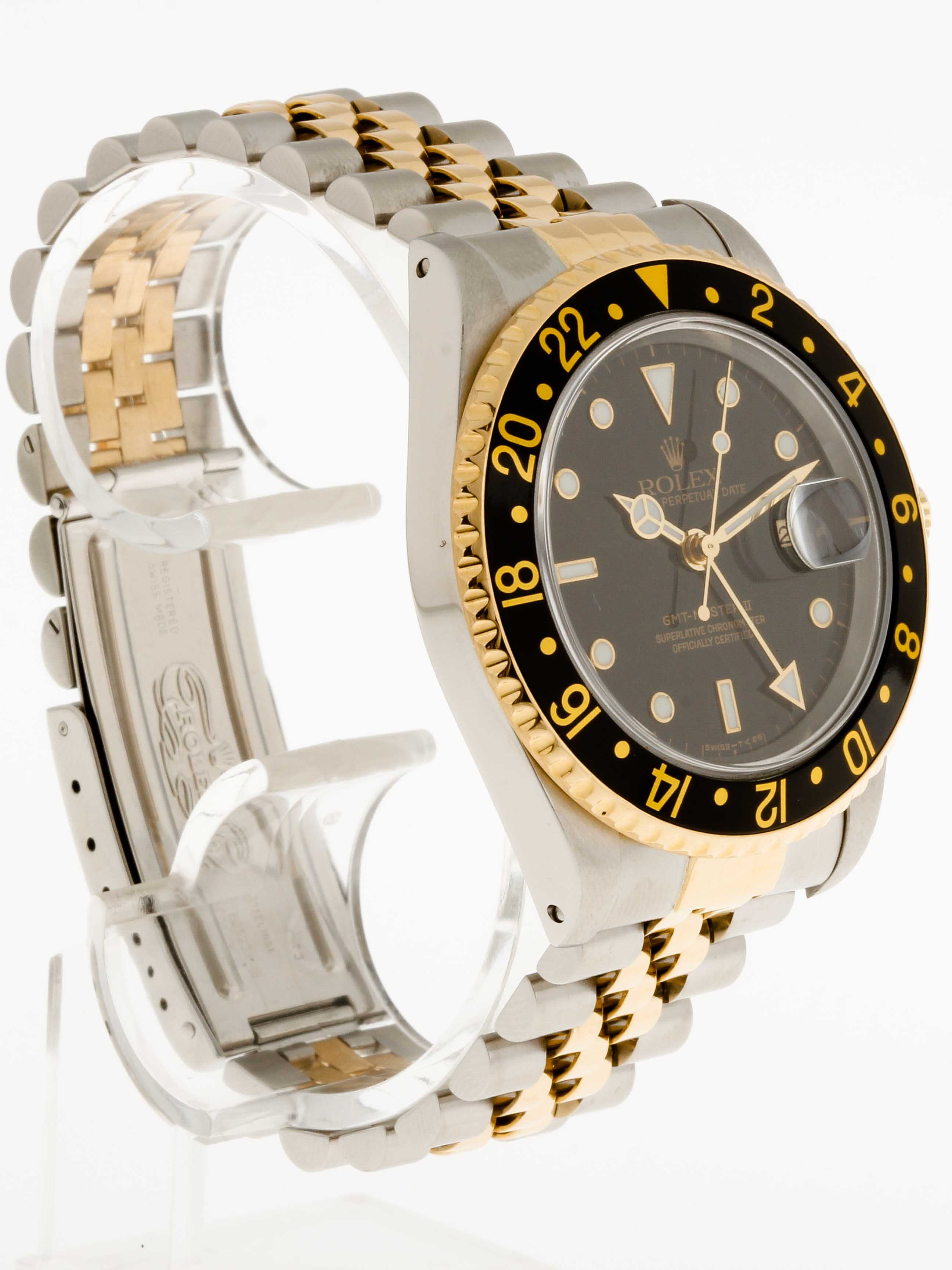rolex gmt master ii stahl gold original box. Black Bedroom Furniture Sets. Home Design Ideas