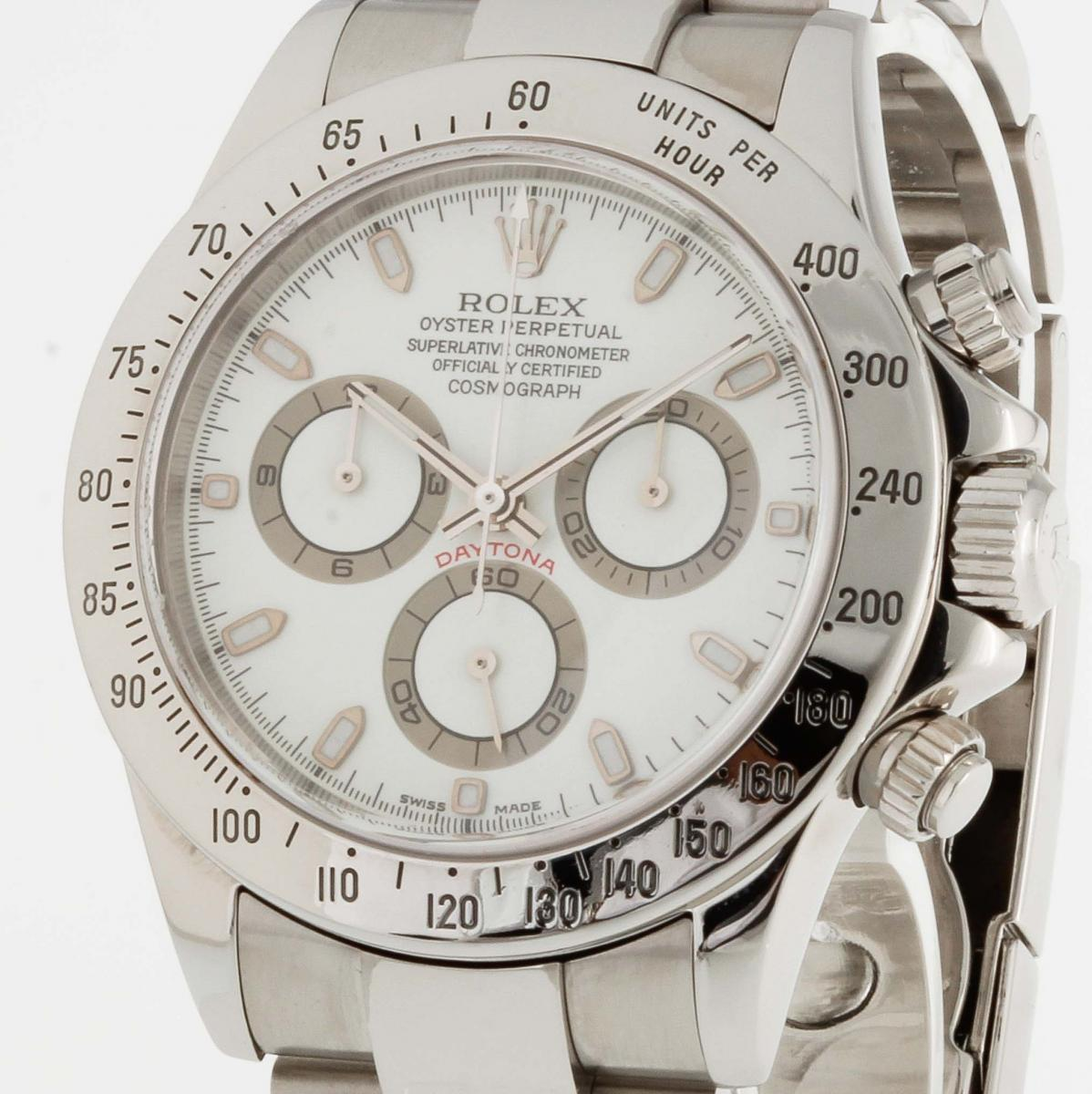 Rolex Daytona Pre Owned Purchase Sale Of Luxury Watches