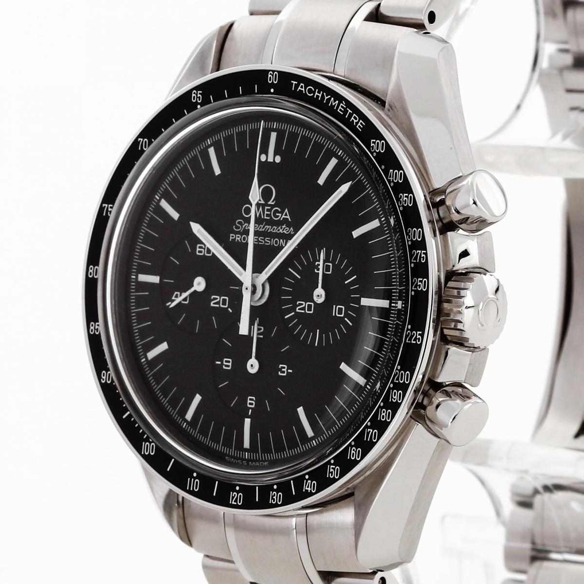 Omega Speedmaster Moonwatch Apollo XI L.E. Ref. 35605000