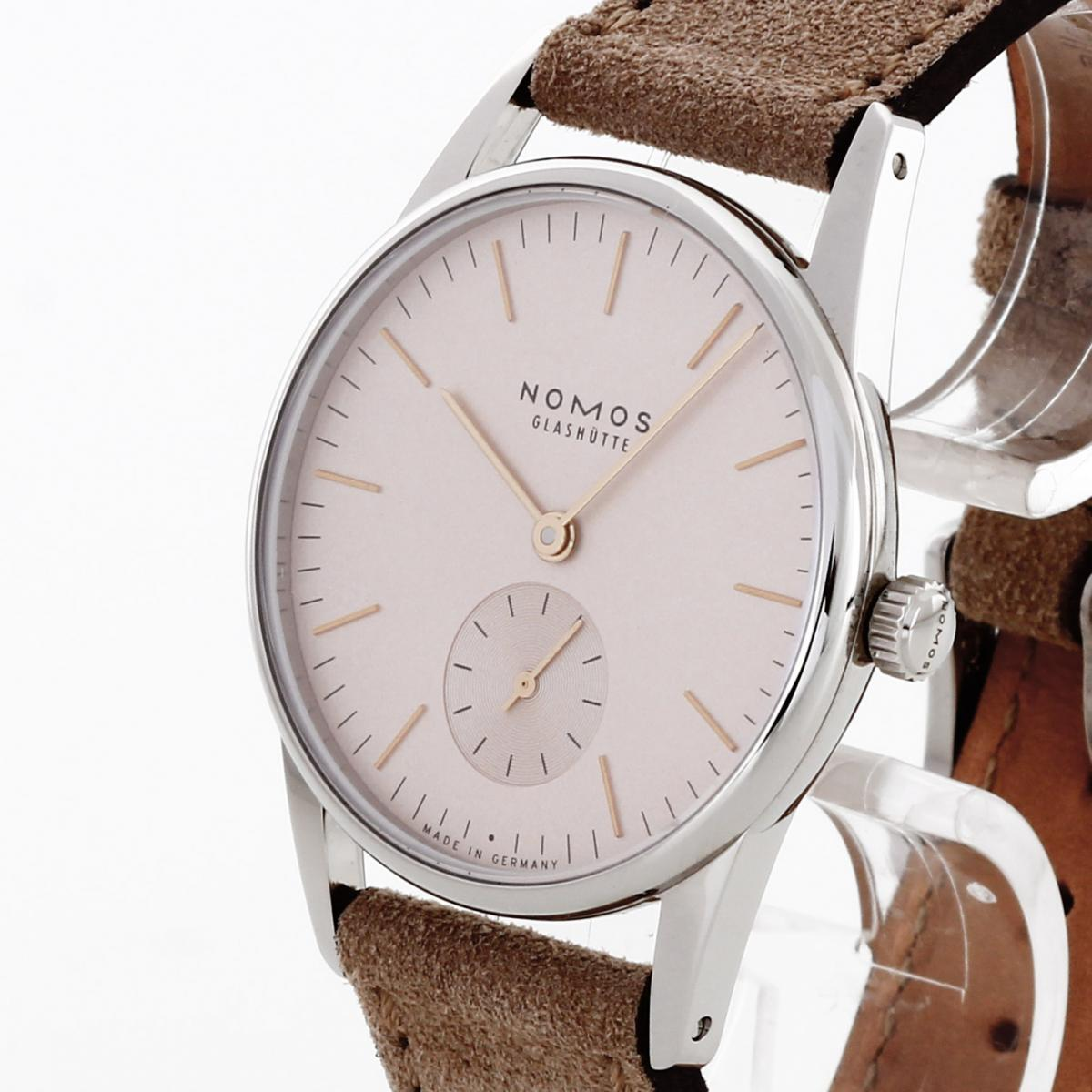 Nomos Glashütte Alpha Orion 33 Ref. 325