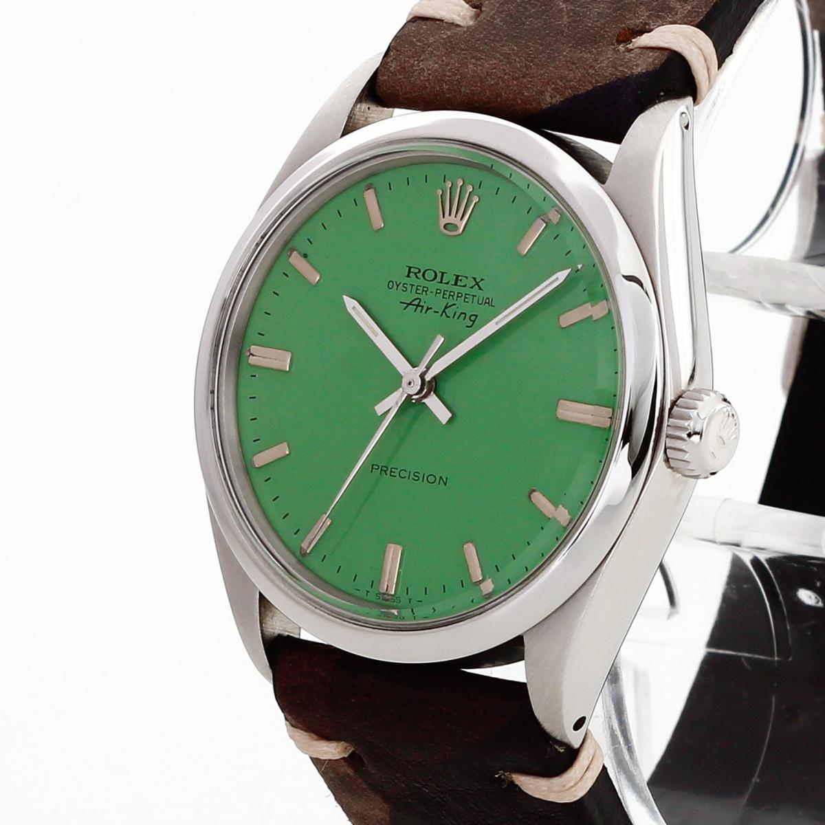 Rolex Oyster Perpetual Air King Precision Ref 5500