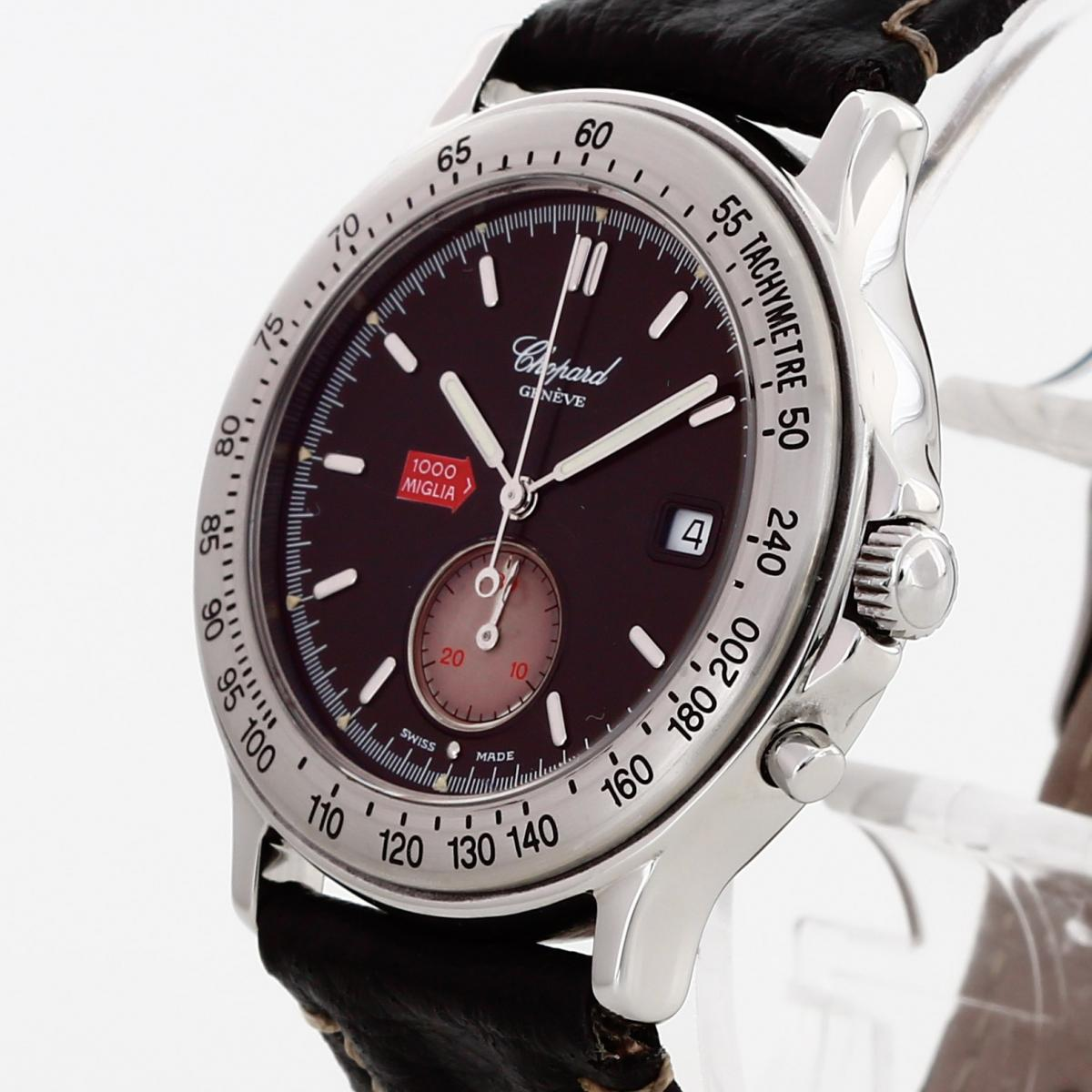 Chopard Mille Miglia Chronograph Edelstahl Ref. 8182