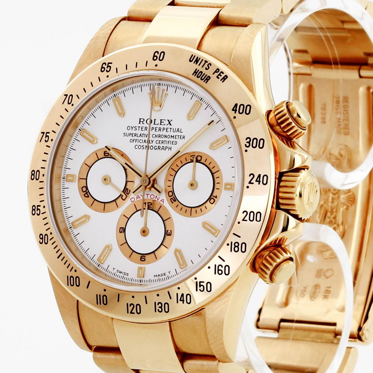 cheap for discount 412c4 36383 Rolex Oyster Perpetual Cosmograph Daytona Ref. 16528