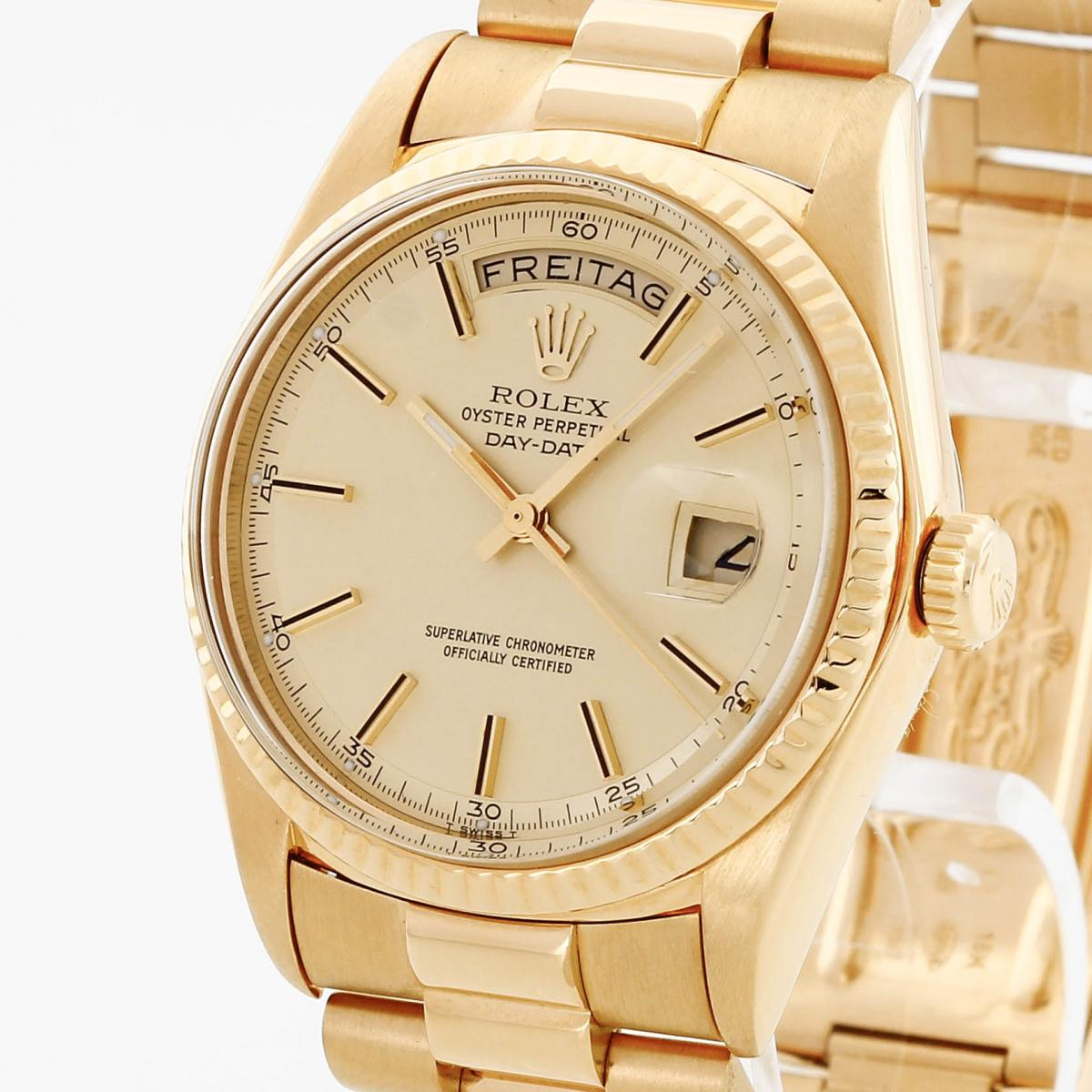Rolex Oyster Perpetual Day-Date I Ref. 1803
