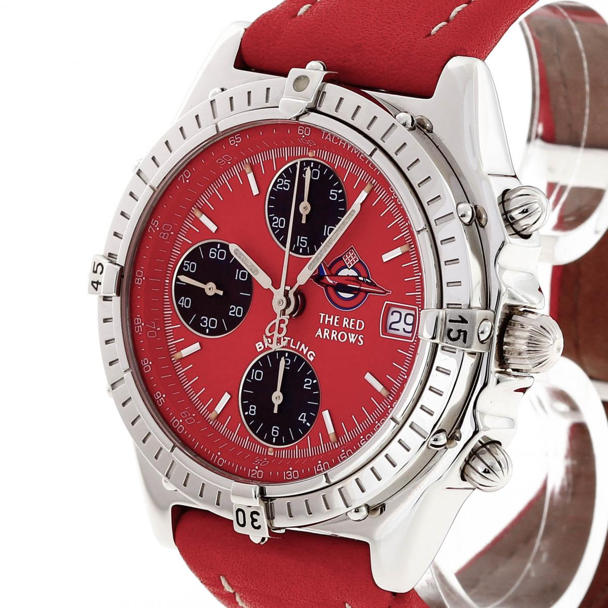 "Breitling Chronomat ""The Red Arrows"" Ref. A13050.1"