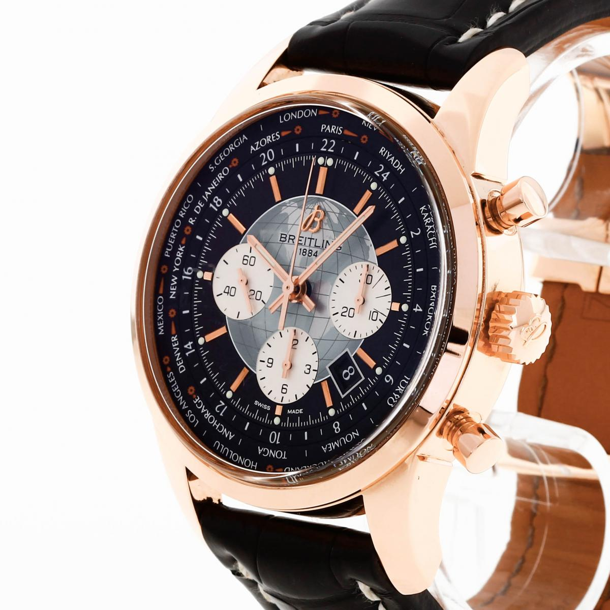 Breitling Transocean Chronograph Ref. RB0510