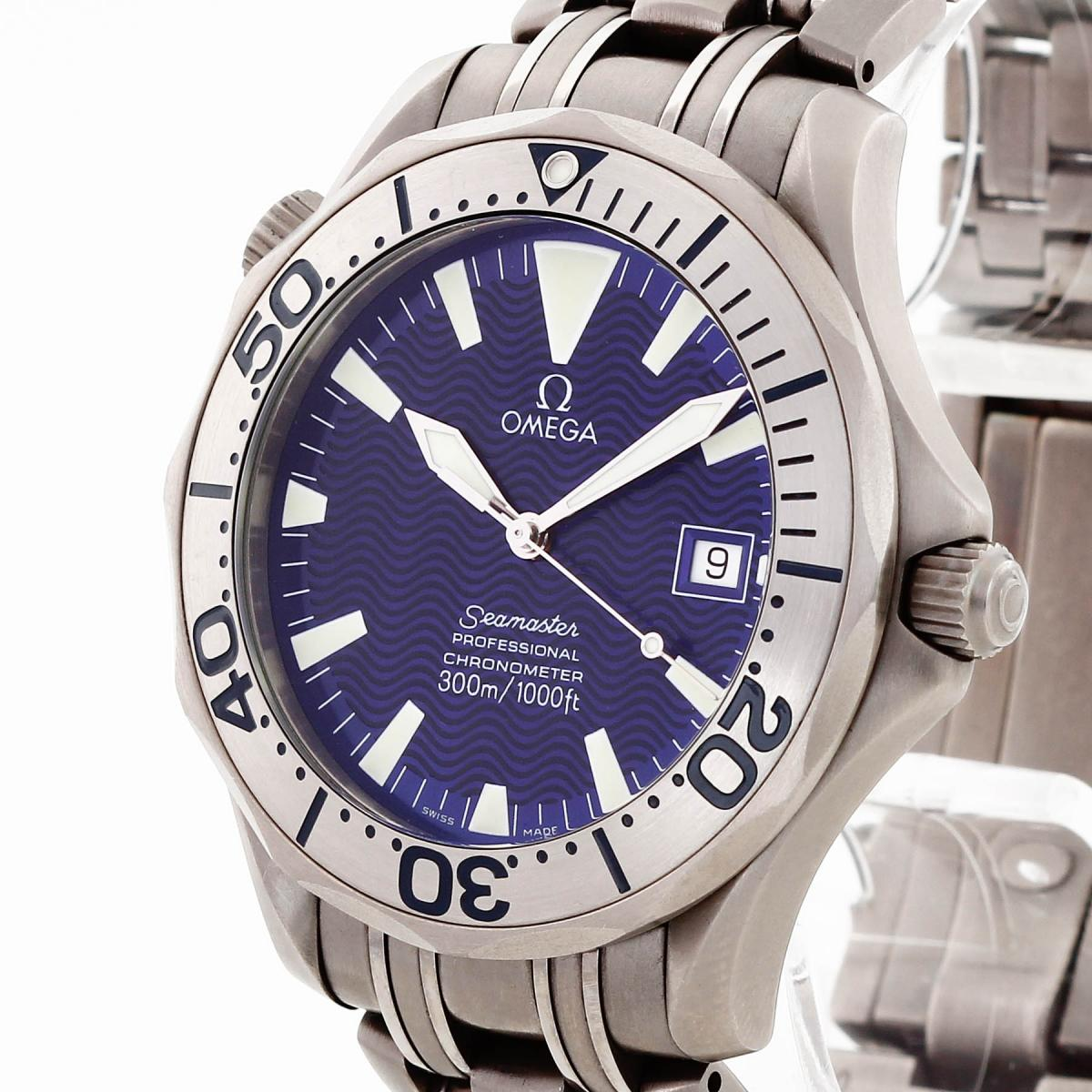 Omega Seamaster Titan Ref. 22318000
