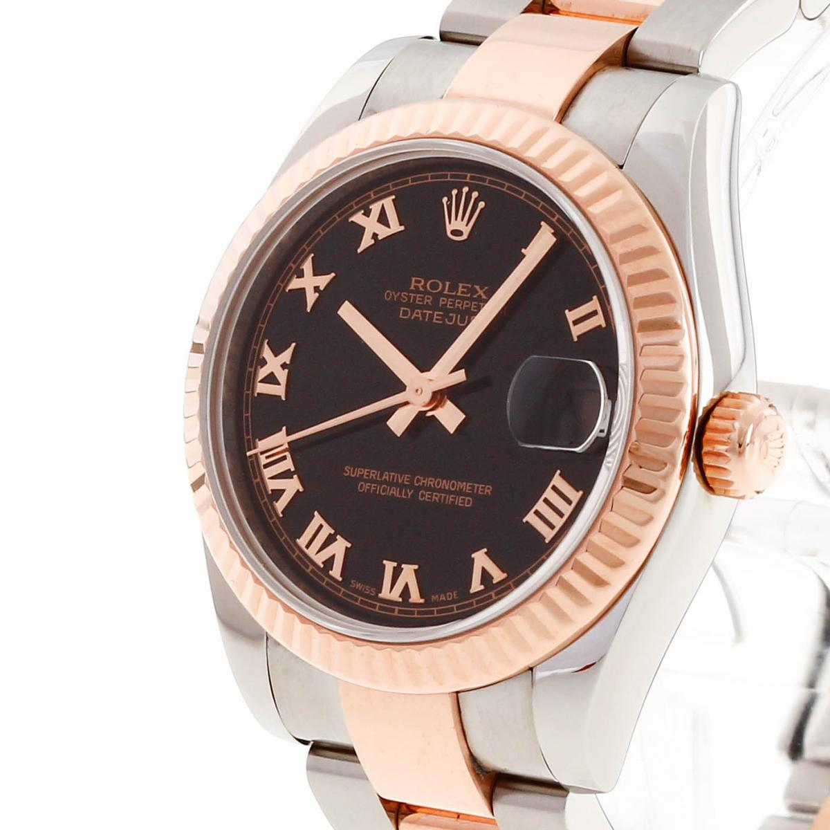 Rolex Oyster Perpetual Datejust 31 Medium Ref. 178274