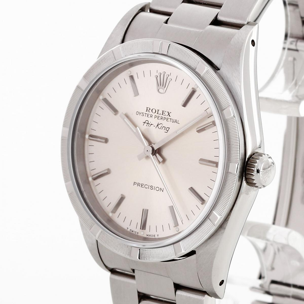 Rolex Oyster Perpetual Air King Ref 14010