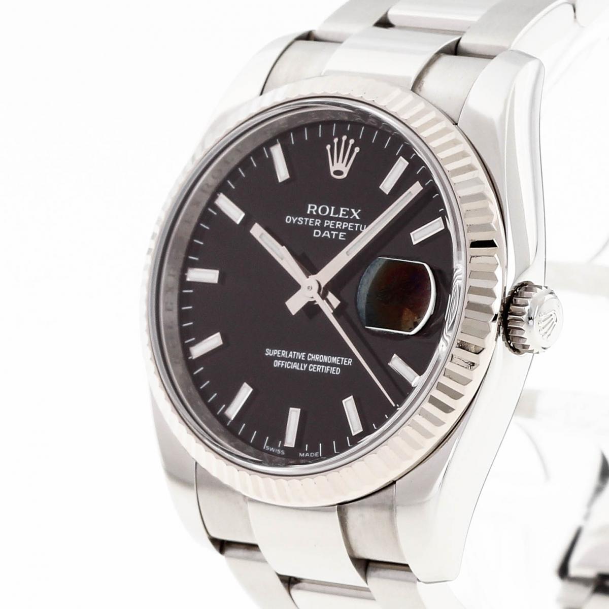 Rolex Date 34mm Ref. 115234