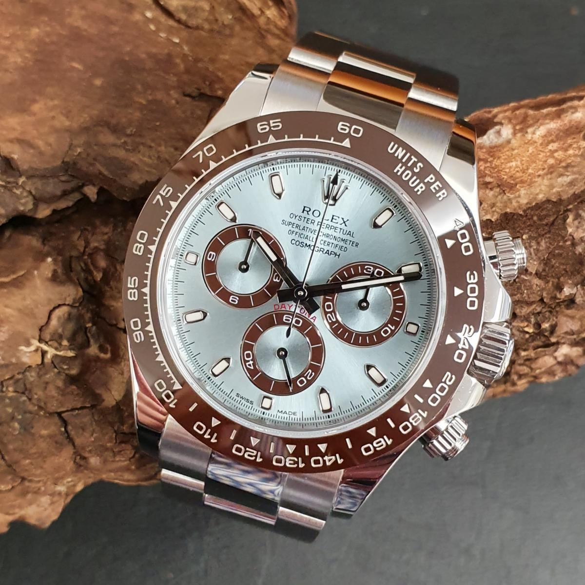 Rolex Daytona Platin FULL SET Ref. 116506