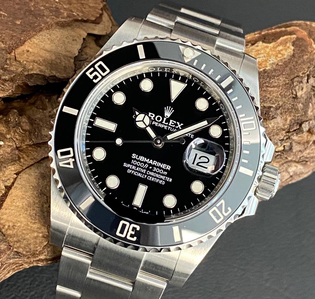 Rolex Submariner Date NEUES MODELL FULL SET Ref. 126610LN