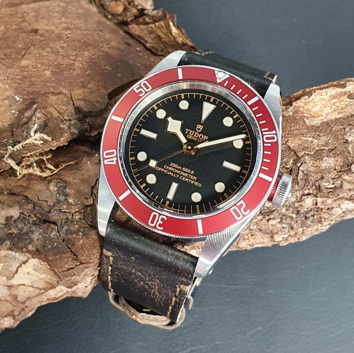 Tudor Black Bay 41 Red FULL SET Ref. 79230R