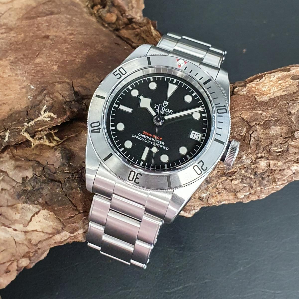 Tudor Black Bay 41 Steel FULL SET Ref. 79730