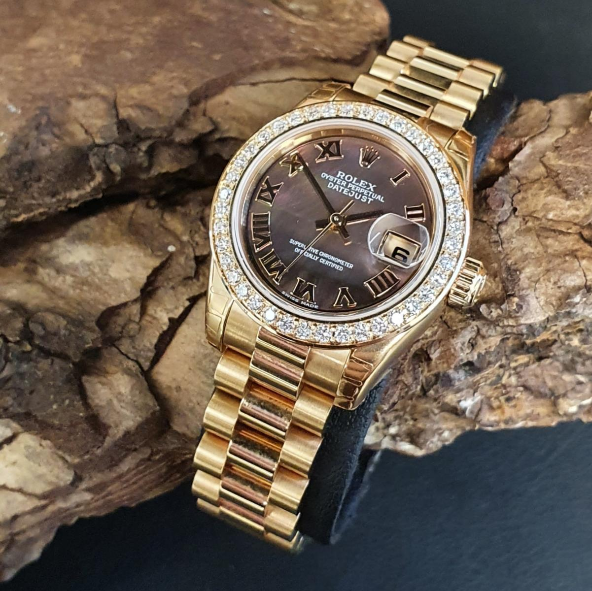 Rolex Datejust Lady FULL SET Ref. 179175