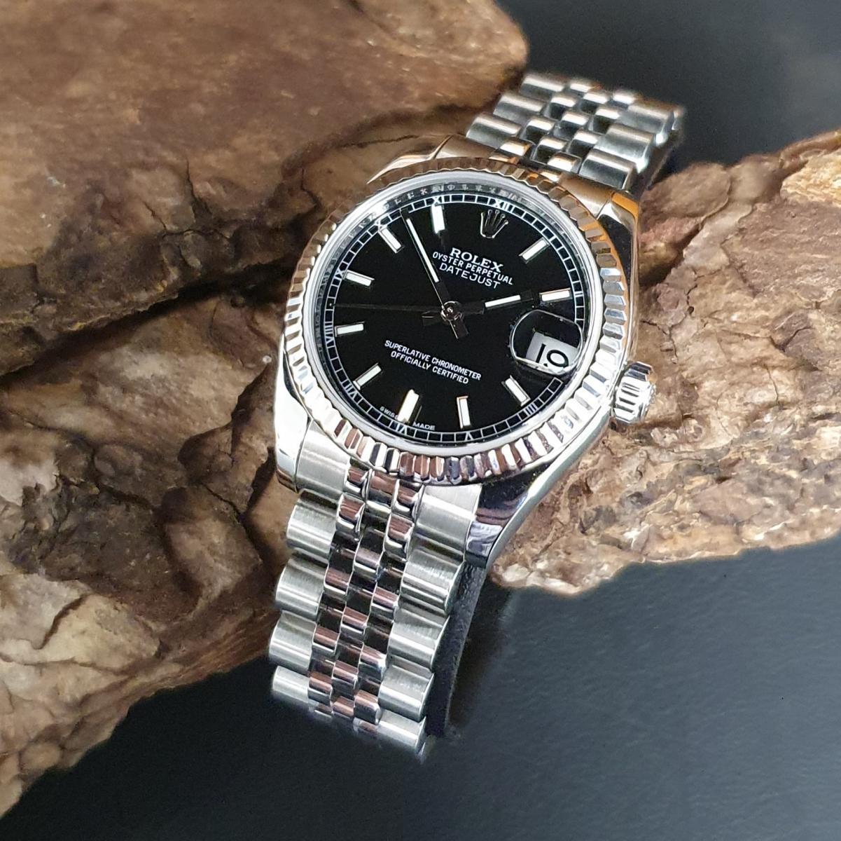 Rolex Datejust 31mm Medium FULL SET Ref. 178274