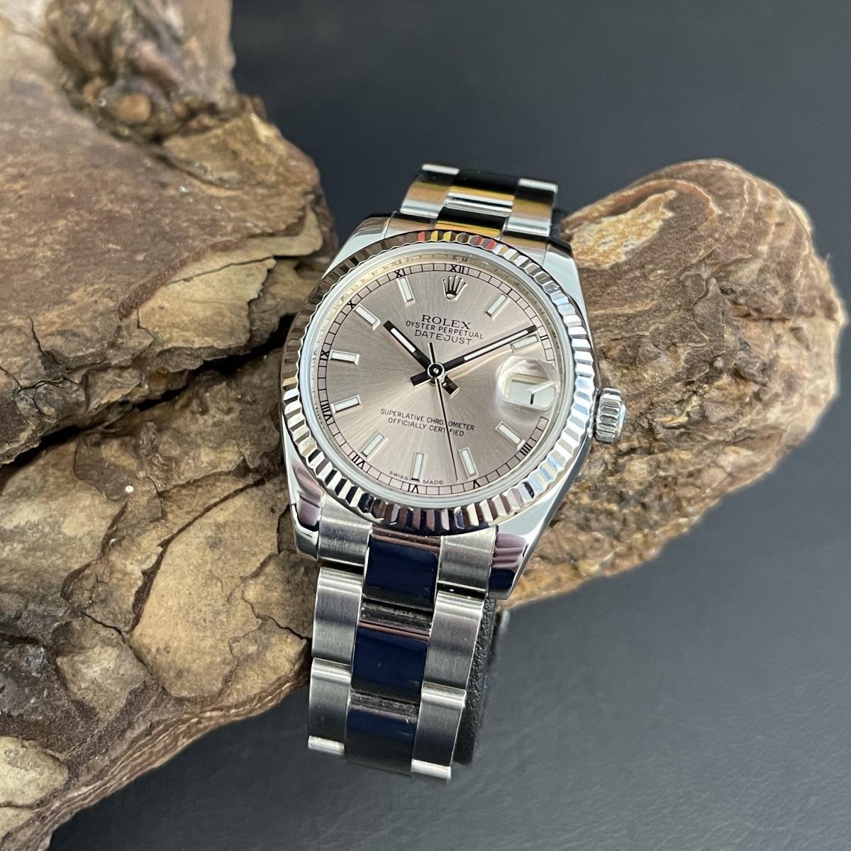 Rolex Datejust 31mm Ref. 178274