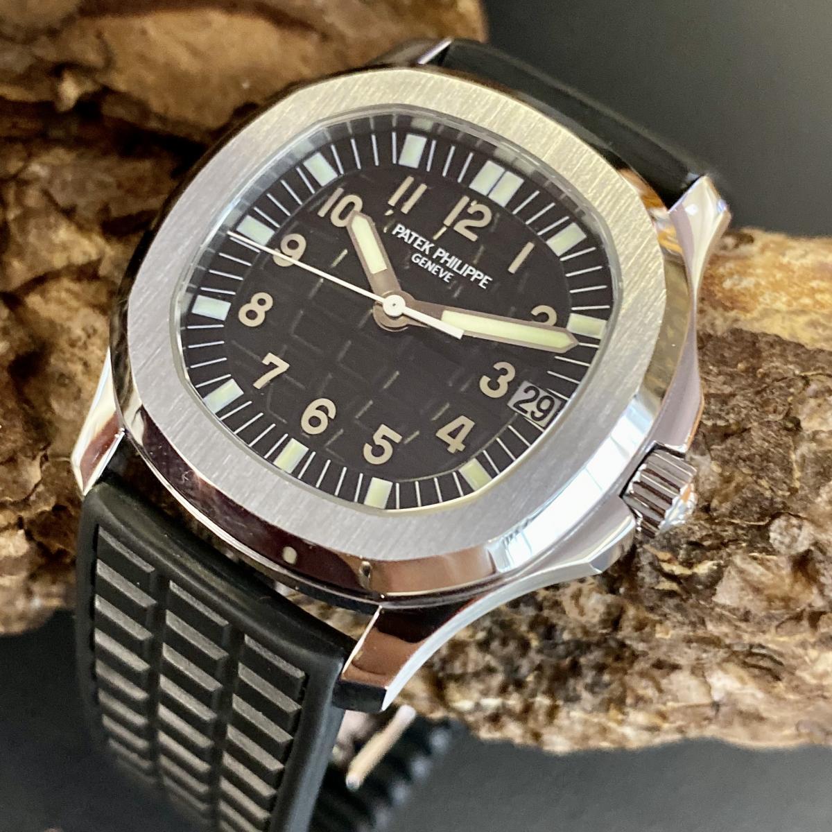 Patek Philippe Aquanaut Ref. 5066/1A-001