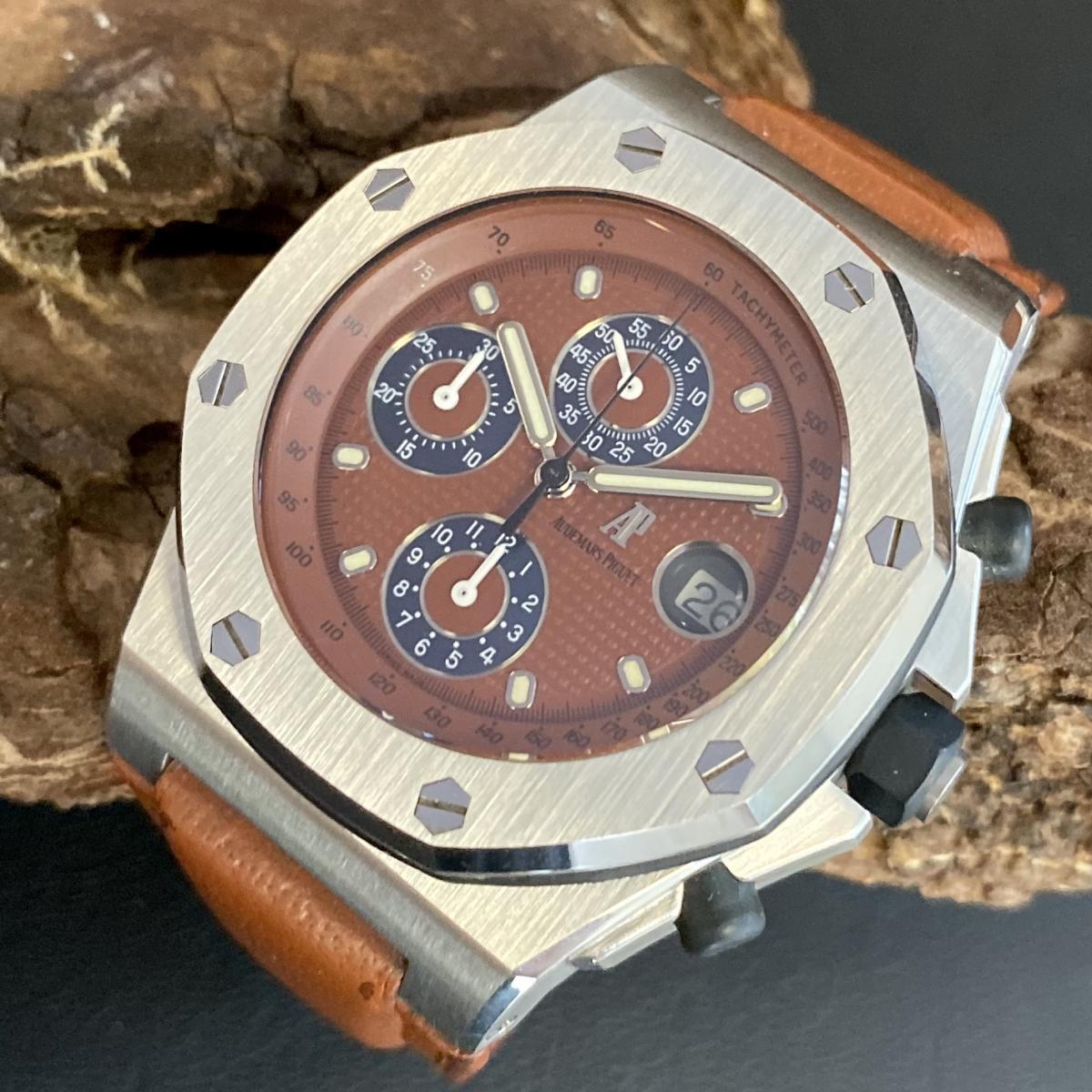Audemars Piguet Offshore Chronograph 42mm Ref. 25770ST.O.0009